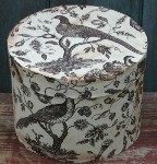 Olde Cloth Covered Boxes Pheasant